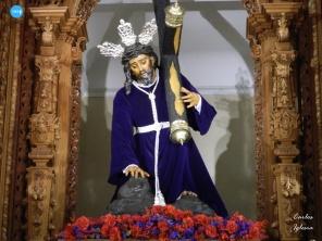 Cristo de las Tres Caídas de la Esperanza de Triana // Carlos Iglesia