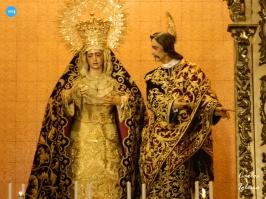 Señor del Silencio ante el Desprecio de Herodes y la Virgen de la Amargura // Carlos Iglesia