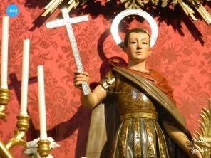 San Expedito del Santo Ángel // Carlos Iglesia