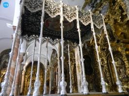 Paso de palio de la Candelaria // Carlos Iglesia
