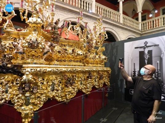 Exposición 50.º aniversario de la Sed // Carlos Iglesia