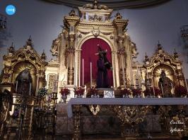 Titulares el Gran Poder tras la reapertura al culto // Carlos Iglesia-