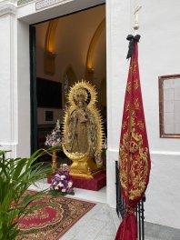 Virgen de la Oliva de Salteras