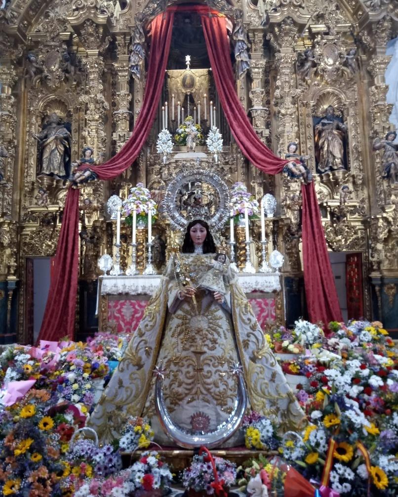 Virgen de los Remedios de Estepa