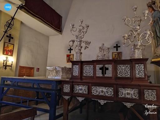 Titulares y pasos de San José Obrero // Carlos Iglesia