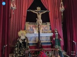 Cristo de la Salud en sus Tres Necesidades y Virgen de la Luz de la Carretería // Carlos Iglesia