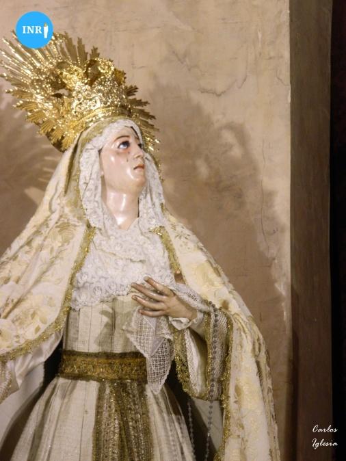 Cristo de las Siete Palabras y Virgen de los Remedios // Carlos Iglesia
