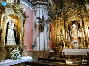 Virgen de la Cabeza y Virgen del Rosario de las Siete Palabras // Carlos Iglesia