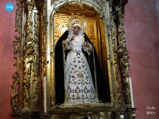 Virgen de la Cabeza de las Siete Palabras // Carlos Iglesia
