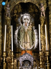 Virgen del Rosario de las Siete Palabras // Carlos Iglesia