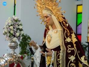 Virgen de los Desamparados de Alcosa // Carlos Iglesia