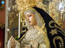 Virgen de la Esperanza de la Trinidad // Carlos Iglesia
