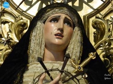 Virgen de la Soledad de San Buenaventura // Carlos Iglesia