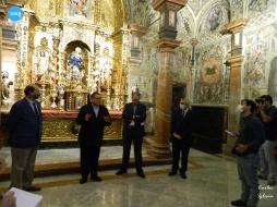 Restauración de la capilla sacramental de la Soledad de San Lorenzo // Carlos Iglesia