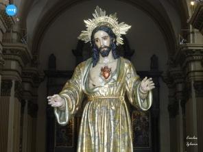 Sagrado Corazón de Jesús // Carlos Iglesia