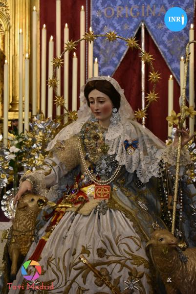 Divina Pastora de Santa Marina 1