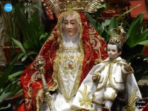 Santa Ana, la Virgen y el Niño // Carlos Iglesia