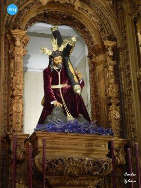 Cristo de las Tres Caídas de laEsperanza de Triana // Carlos Iglesia
