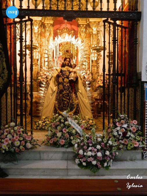 Virgen del Carmen de San Gil // Carlos Iglesia