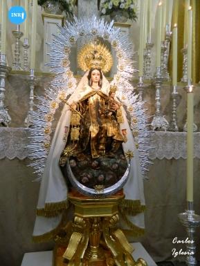 Virgen del Carmen de Calatrava // Carlos Iglesia