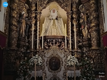 Virgen del Carmen del Puente de Triana // Carlos Iglesia