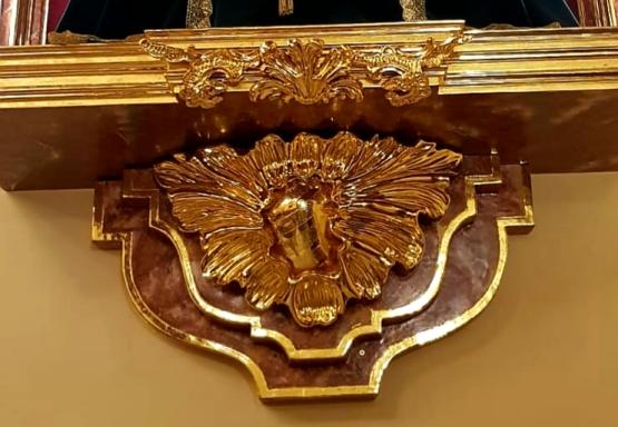 Nuevo altar para la Virgen del Mayor Dolor de Jesús Despojado