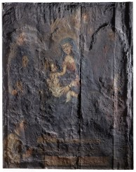 Restauración Virgen del Consuelo de la catedral