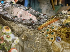 Virgen del Tránsito del Santo Ángel // Carlos Iglesia