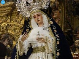 Virgen del Subterráneo de la Cena // Carlos Iglesia