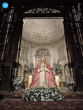 Virgen de los Reyes // Ángela Vilches