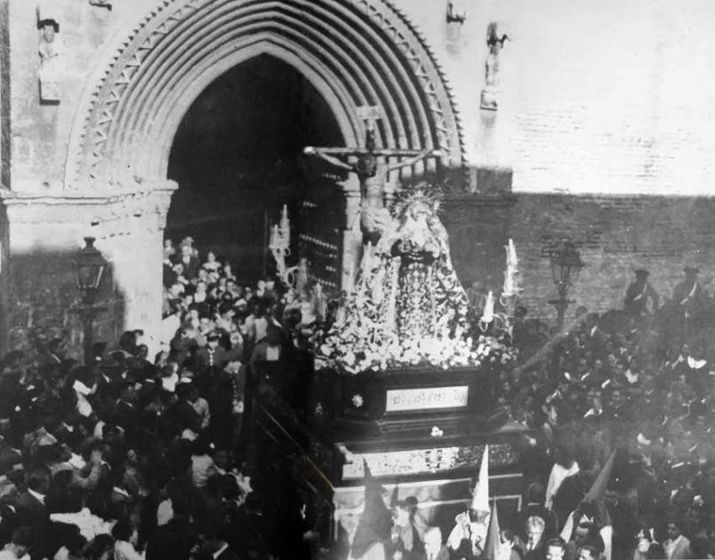 Hiniesta en 1936