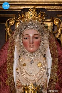 Virgen de los Reyes de los Sastres // Luis Selvático