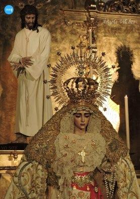 Virgen de la Salud de San Gonzalo // Ángela Vilches