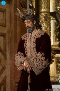 Señor de la Sentencia de la Macarena // Luis Selvático