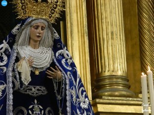 Virgen de los Dolores del Cerro // Carlos Iglesia