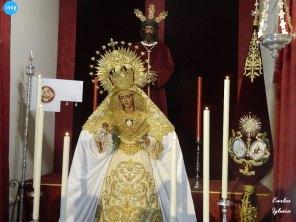 Veneración de la Virgen de las Maravillas // Carlos Iglesia