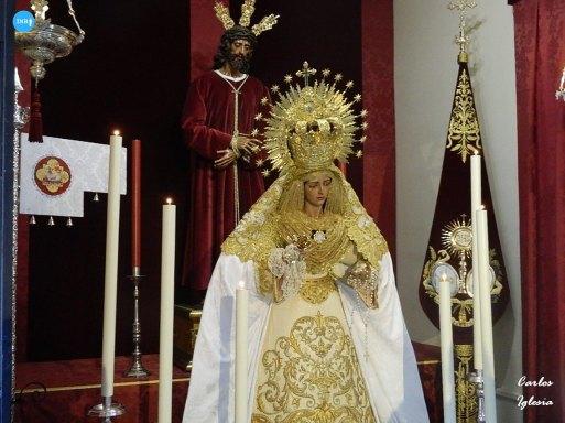 Venaración de la Virgen de las Maravillas // Carlos Iglesia