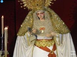 Veneración de la Virgen de los Dolores de la Sacramental de Camas // Carlos Iglesia