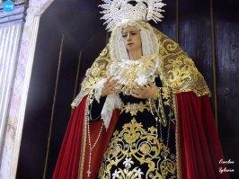 Virgen del Confinamiento // Carlos Iglesia