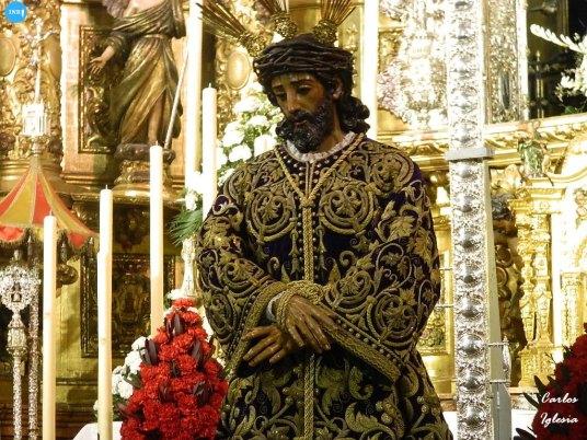 Exaltación de la Santa Cruz del Señor de la Sentencia de la Macarena // Carlos Iglesia