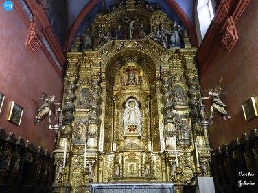Virgen de las Mercedes de ña Puerta Real // Carlos Iglesia