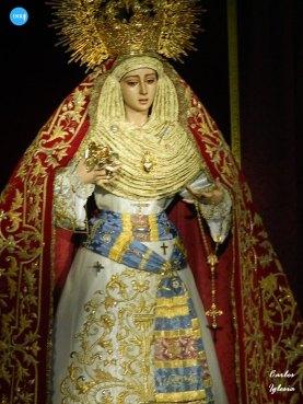 Veneración a la Virgen de los Dolores de San José Obrero // Carlos Iglesia