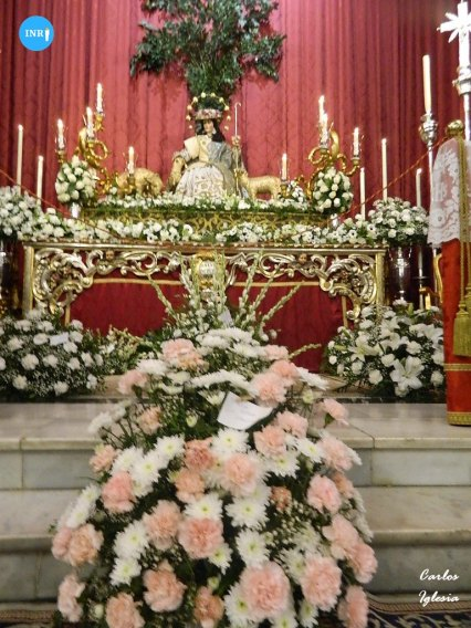 Veneración a la Pastora de Santa Marina // Carlos Iglesia