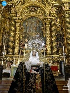 Veneración a la Virgen del Mayor Dolor de las Aguas // Carlos Iglesia