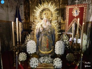 Veneración a la Virgen de la Luz // Carlos Iglesia