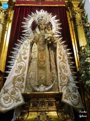 Veneración a la Virgen de la Merced de San Gregorio // Carlos Iglesia