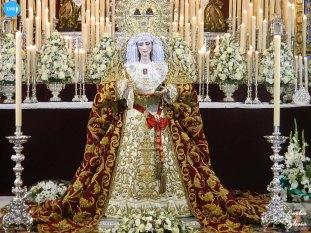 Veneración a la Virgen de las Mercedes de Santa Genoveva // Carlos Iglesia