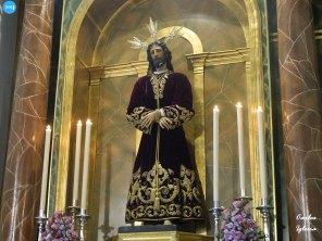 Señor Cautivo de Santa Genoveva // Ángela Vilches