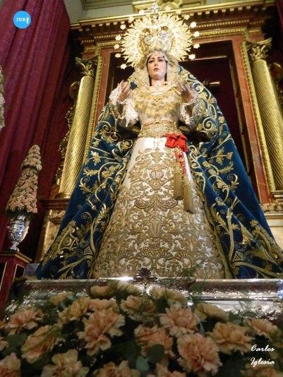 Veneración de la Virgen de Consolación de la Sed // Carlos Iglesia