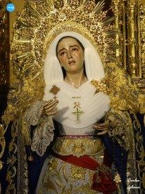Veneración de la Virgen de los Dolores y Misericordia de Jesús Despojado // Carlos Iglesia